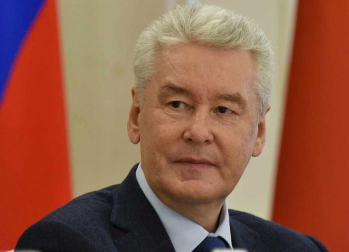"""Собянин объяснил, какой путь Москва выбрала для """"жизни в новых условиях"""""""