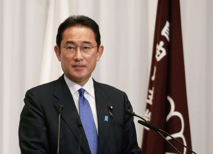 Кисида заявил о токийском суверенитете Курильских островов
