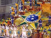 В Рио объявили победителей ежегодного карнавала