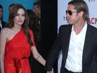 Питт и Джоли назвали время и место свадьбы.