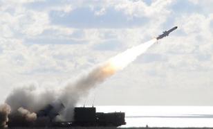 """Комплекс """"Бастион"""" впервые выполнил пуск крылатой ракеты """"Оникс"""""""