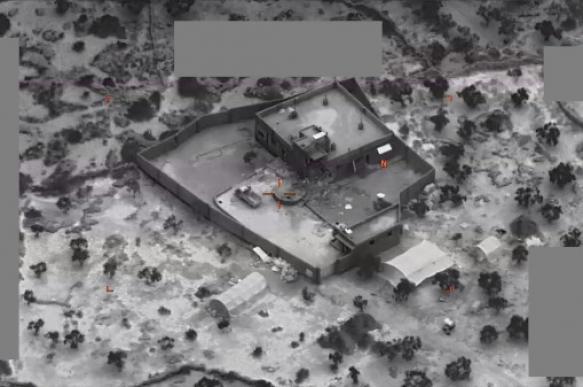 Американские военные показали видео штурма дома лидера ИГ*