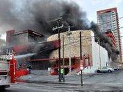 В Мексике подожгли казино. Погибли 45 человек