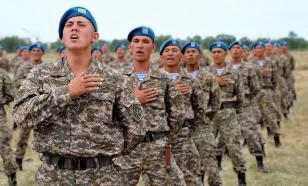 Призывную кампанию остановили в Казахстане