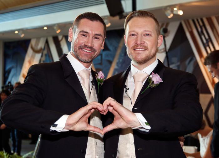 Однополые браки планируют узаконить в Таиланде