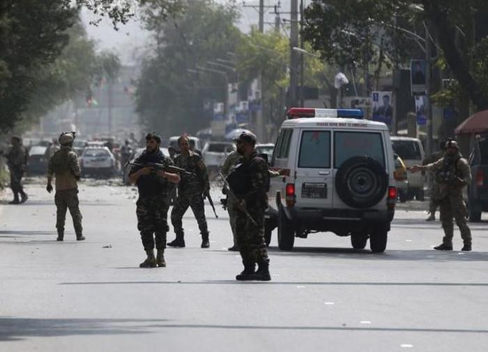 Теракт в центральной провинции Афганистана унёс 14 жизней