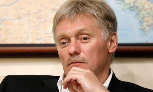 Песков: Россия не имеет отношения к покушению на советника Зеленского