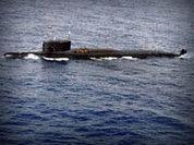 Как подводники удивляли полярников