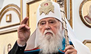 Глава УПЦ КП Филарет пропустил заседание синода ПЦУ