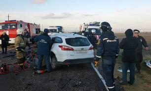 В ДТП погибла глава Черноморского района Крыма