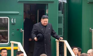 Ким Чен Ын поздравил Китай с победой над коронавирусом