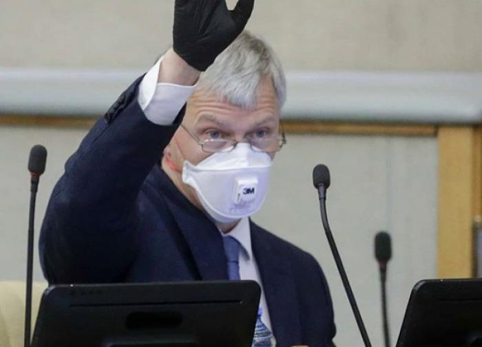 Депутат ГД Гартунг - участник испытаний вакцины - заболел коронавирусом