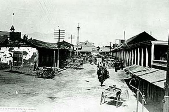 Китайская резня 1871 года в США