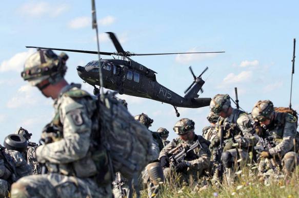 СМИ: США планируют перебросить в Европу крупнейшую группировку войск