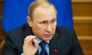 Путин: немецкие дипломаты будут высланы из России