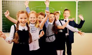 Почти 40 российских школьников вернулись из США домой