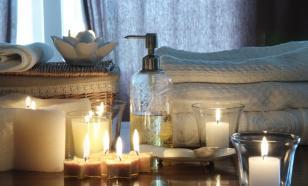 Домашний СПА-салон с морскими солями и эфирными маслами