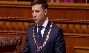 Зеленский пообещал не допустить слез украинцев в ближайшие пять лет