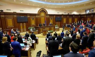 Депутатов без масок не пустят на заседания парламента Армении