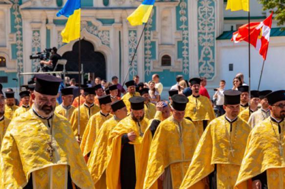 Украинская автокефальная православная церковь перестала существовать