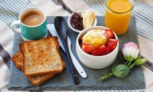 Плотный завтрак может способствовать борьбе с ожирением