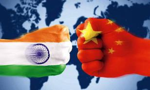 Очередное обострение на китайско-индийской границе