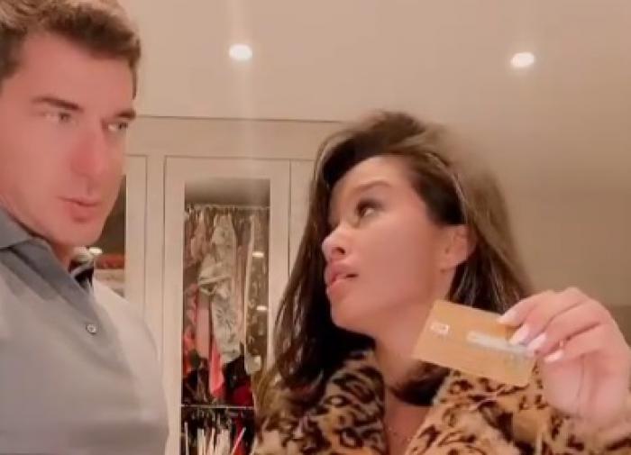 Дакоту удивило видео, в котором Бородина жалуется мужу на траты