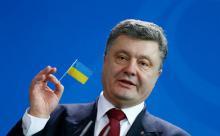 Президент Украины превратился в