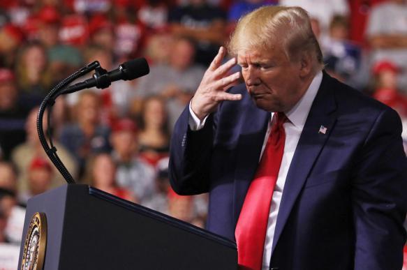 """Трамп назвал """"бесцельной"""" дислокацию военных США в Сирии"""