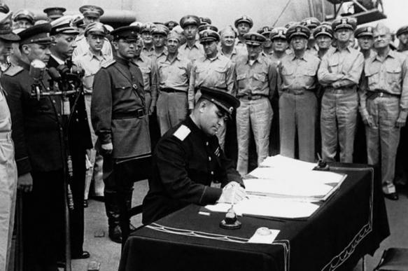 """В Японии посчитали ошибкой России """"разгром"""" Квантунской армии"""
