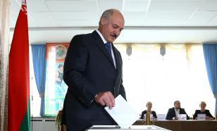 Лукашенко принял участие в выборах президента Белоруссии