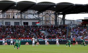Венгерские болельщики освистали коленопреклонение сборной Ирландии