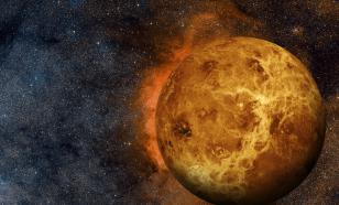 «Двуглазый» объект на Венере заинтриговал учёных