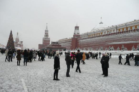 Опрос: 80% россиян хотят, чтобы Запад и Москва дружили
