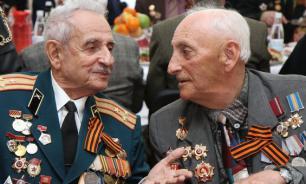 Путин повысил пенсию ветеранам Великой Отечественной войны