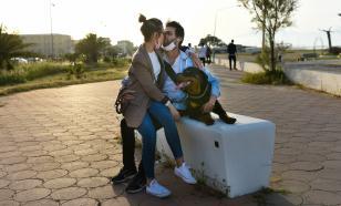Ношение масок в общественном транспорте Москвы стало обязательным