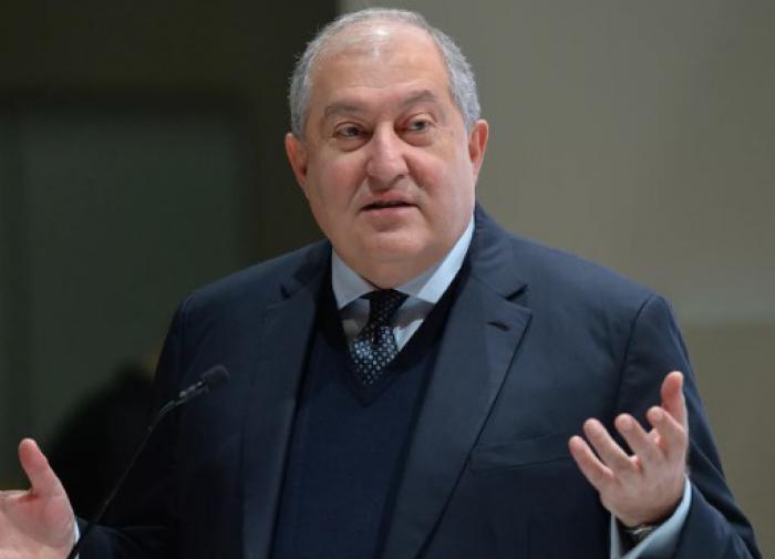 Президент Армении: если одна сторона нарушает перемирие, другая ответит