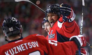 """НХЛ допустила Овечкина и других россиян """"Вашингтона"""" к играм"""