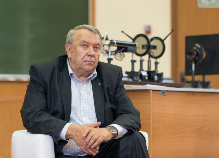 Все тайны академика Фортова