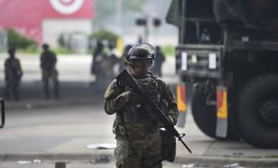 В Кремле прокомментировали массовые беспорядки в США