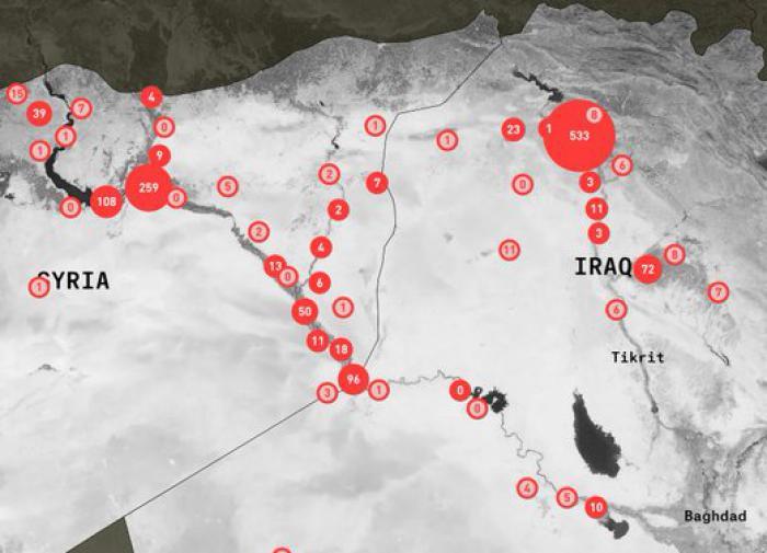 Пентагон отчитался о жертвах своих операций среди мирного населения