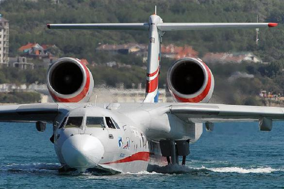 Минобороны заказало новые самолеты-амфибии Бе-200ЧС