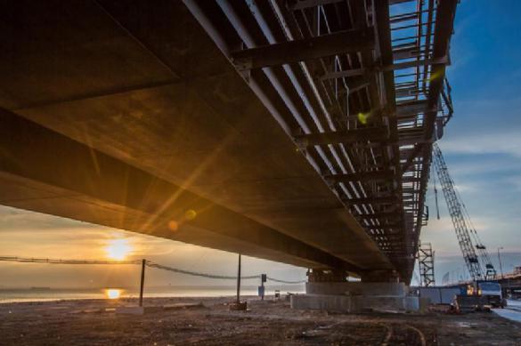 Миллион артефактов обнаружен при строительстве Крымского моста