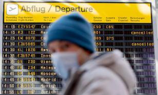 Грузия запретила иностранцам въезд на свою территорию