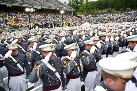 Военная академия США в Вест-Пойнте. Продолжение
