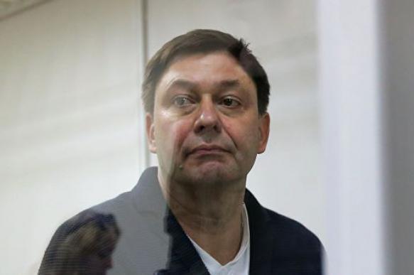 СМИ Украины: освобождение Вышинского было условием Кремля