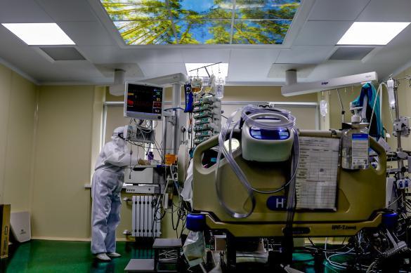 Меньше трех тысяч москвичей за сутки заболели коронавирусом