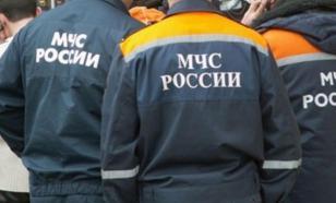 В Крыму двое туристов сорвались со скалы