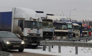 """Эксперт: нужно ли отбирать транспорт за провоз """"санкционки"""""""