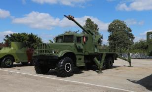Российские военные советники провели учения с сирийскими артиллеристами